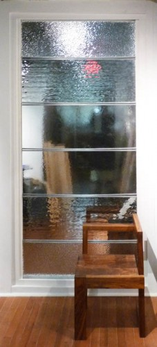 GLASS WINDOW/PARTITION